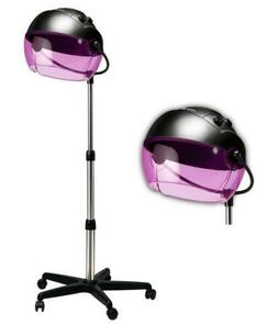 Hot Tools 1059 Portable Rolling Salon Hair Dryer Tourmaline