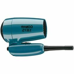 Conair 124TL 1875 Watt Compact Travel Hair Dryer  - Blue *NI