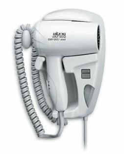 Andis 1600-Watt Quiet Wall Mounted Hangup Hair Dryer with Ni
