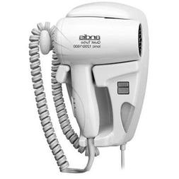 1600w quiet hangup hair dryer with night