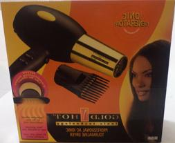 Gold 'N Hot 1875-Watt Professional Ionic Tourmaline Dryer 2