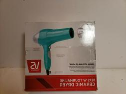Vidal Sassoon 1875 Watt Tourmaline Ceramic Dryer - Teal!!!!