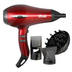 1875w hair dryer negative ionic blow drye