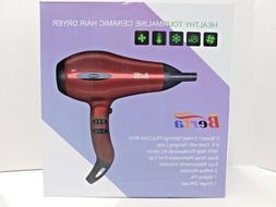 Berta 1875w Professional  2 Speed & 3 Heat Hair Dryer With F