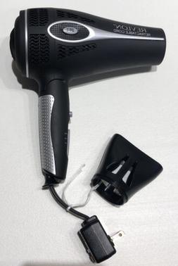Revlon 1875w Tourmaline Ionic Ceramic Blow Dryer Retractable