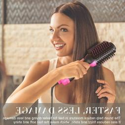 2-in-1 Amazing Revlon One-Step Hair Dryer & Volumizer Air Br