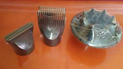 3 dryer attachments ~Diffuser ~ Concentrator ~ Comb   fits K