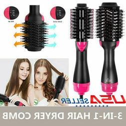 3 in 1 women hair dryer volumizer