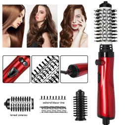 3 in1 Hair Blow Dryer Volumizer Straightener Curler Comb Inf