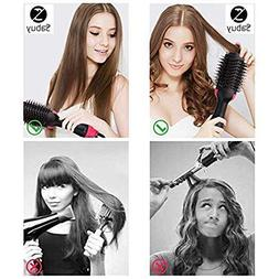 3 In1 One Step Hair Dryer&Volumizer Brush Styler Straighteni