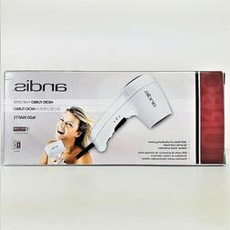 ANDIS 33805 1600W Micro Turbo Hair Dryer - White - NIB
