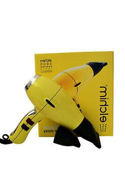 Elchim 3900 Titanium Ionic Ceramic Hair Dryer Yellow Daisy