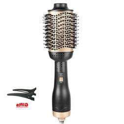 3in1 One-Step Hair Brush Dryer & Volumizer Ionic Technology