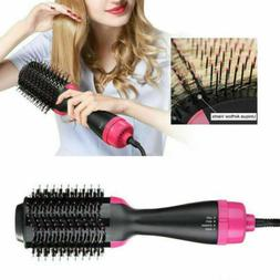 3In1 One Step Hair Dryer and Volumizer Brush Straightening C