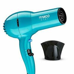 Conair 1875 Watt Full Size Pro Hair Dryer with Ionic Conditi