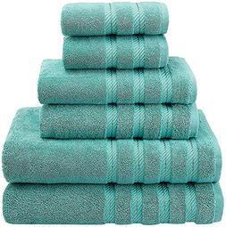 American Soft Linen Bathroom Towel Set, Bath Sheets for Maxi