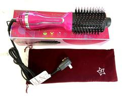 Almost Famous AF 2 in1 Volumizing Hair Dryer Blower Styler B