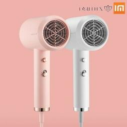 Xiaomi Zhibai Anion Hair Dryer Portable 1800W Hair Blower Ca