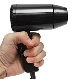Automobile Fuzz - Foldable 216w Car Hair Blow Dryer Heat Blo