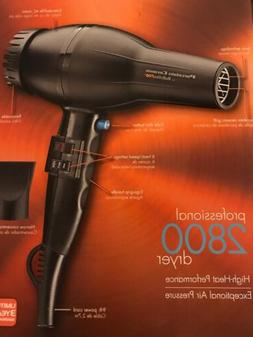 BABYLISS PRO PORCELAIN CERAMIC IONIC SUPER TURBO 2800 HAIR D