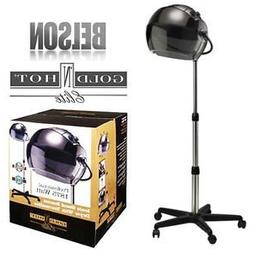 Belson Gold N Hot GH1053 V3 1875W Salon Ionic Stand Bonnet T