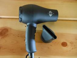 Black Jinri Travel Size Hair Dryer