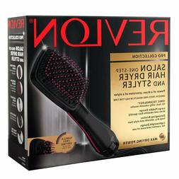 blow dryer brush one step salon hair