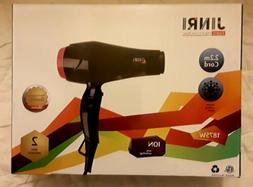 BRAND NEW! JINRI 1875W PRO INFRARED IONIC HAIR  BLOW DRYER A