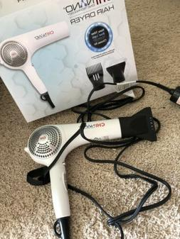 Brand New Chi Nano Ionic Hair Dryer blow dryer 1875 watts re