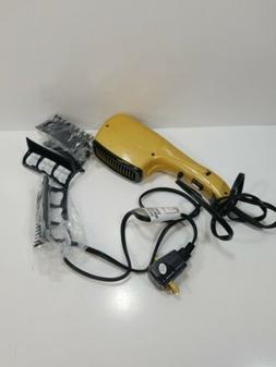 Andis Ceramic Ionic Styler Black & Gold 1875 Watt Hair Dryer