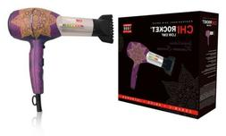 CHI Pro Low EMF Moroccan Sunrise Professional Hair Dryer/ Bl