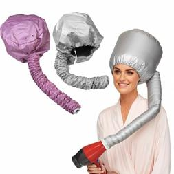Comfort Home Portable Soft Hood Bonnet Attachment Haircare S