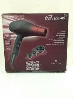 Wazor Crimson Fade Professional Ac Hair Dryer 1875w