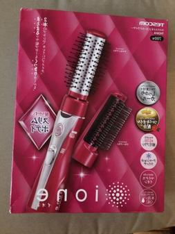 Tescom Curling Hair Dryer Minus Ion TIC910-P from Japan