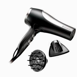 REMINGTON D5015 3 in 1 HAIR DRYER 1875 W 3 attachments beach