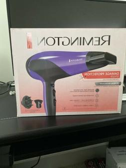 Damage Protection Hair Dryer with Ceramic,Ionic,Tourmaline T