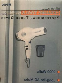 Jilbère de Paris Porcelain Series Professional Hair Dryer