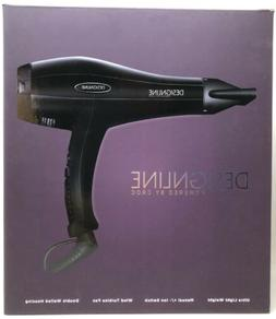 DESIGNLINE Ion Technology Professional Hair Dryer - Powered