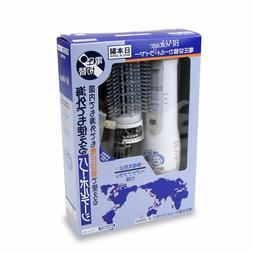 TESCOM Dual Voltage Hair Styler Hot Air Brush Curl Dryer BI2