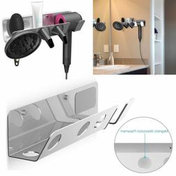 Aluminum For Dyson Supersonic Hair Dryer Accessories Wall Mo