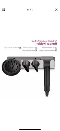 Dyson Wall Mount Bracket Iron For Dyson Supersonic Hair Drye
