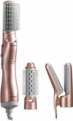 PANASONIC EH-KN89-PN  Nanoe Hair Brush Dryer KURUKURU Nano C