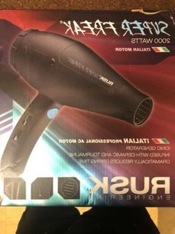RUSK Engineering Super Freak 2000 Watts Italian Professional