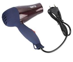 Foldable Hair Dryer Portable Travel Home Use Compact Ceramic