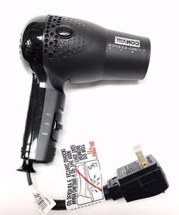 Conair Hair Dryer Retractable Cord Hair Dryer