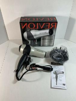 Hair Blow Dryer Volumizing Turbo Styler Infrared Tourmaline
