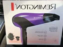 💇 REMINGTON Hair Dryer Blow Dry Style 50% Faster 3 Heat 2