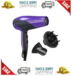 Hair Dryer Blow Dryer Womens Revlon Professional Blower Beau