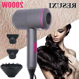 Hair Dryer Brush For All Types Hair One Step Fast Drying Hai
