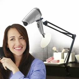 Hair Dryer Holder, Hands Free Dryer Stand for Hair Styling a